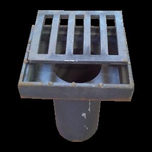 Ống thoát nước mặt cầu